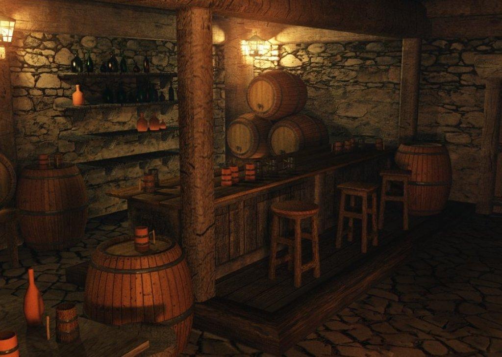 An Empty Tavern Audio Atmosphere